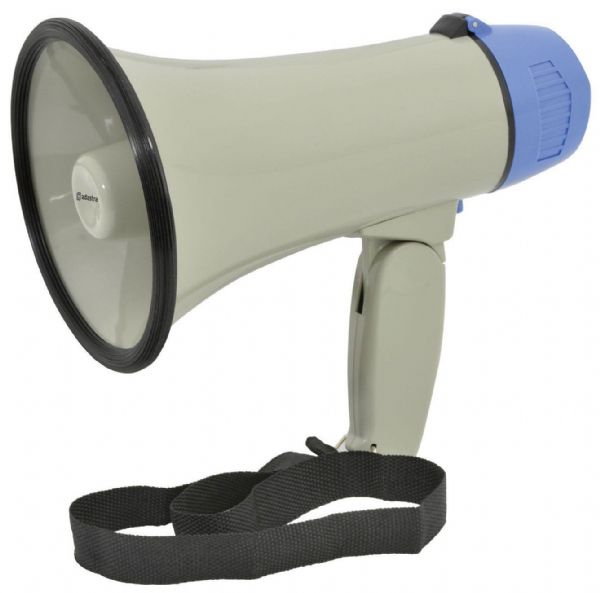 Adastra Megaphone with FREE Batteries
